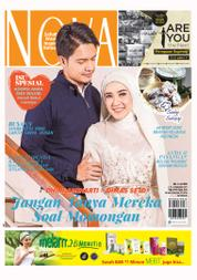 NOVA Magazine Cover ED 1543 2017