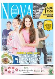 NOVA Magazine Cover ED 1544 2017