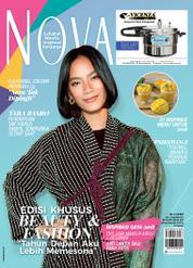 Cover Majalah NOVA ED 1550 2017