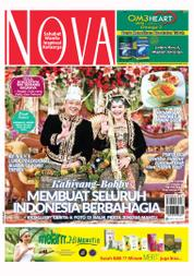 Cover Majalah NOVA ED 1551 2017