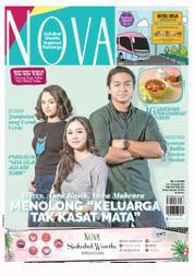 Cover Majalah NOVA ED 1552 2017