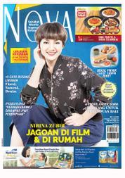 Cover Majalah NOVA ED 1553 2017