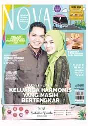 Cover Majalah NOVA ED 1555 2017