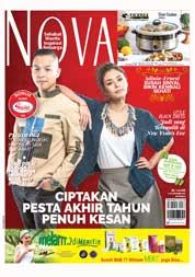 Cover Majalah NOVA ED 1556 2017