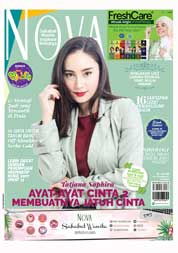 NOVA Magazine Cover ED 1557 2017