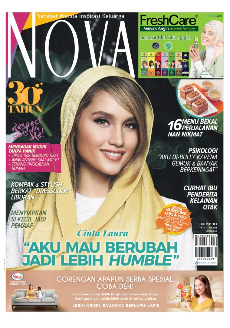 NOVA Digital Magazine ED 1581 June 2018