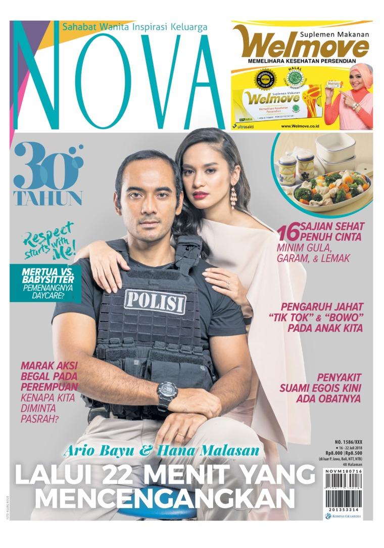 Majalah Digital NOVA ED 1586 Juli 2018