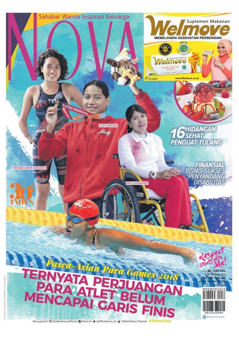 Majalah Digital NOVA ED 1600 Oktober 2018