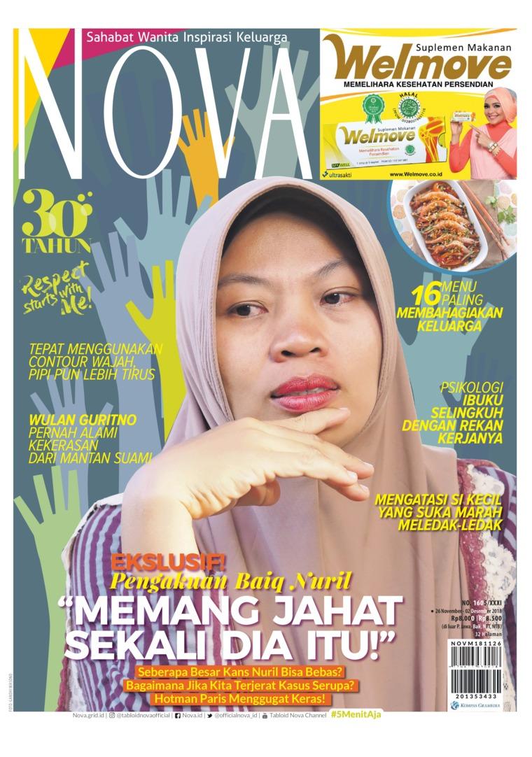 Majalah Digital NOVA ED 1605 November 2018