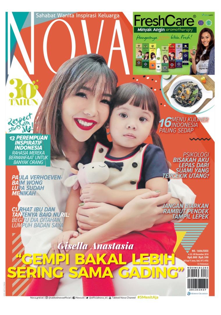 Majalah Digital NOVA ED 1606 November 2018