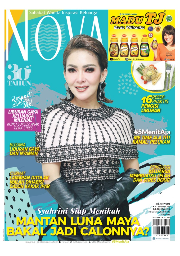 NOVA Digital Magazine ED 1607 December 2018