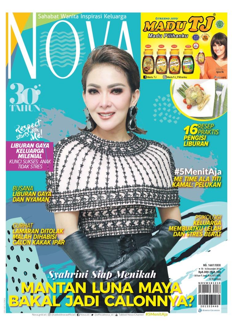 Majalah Digital NOVA ED 1607 Desember 2018