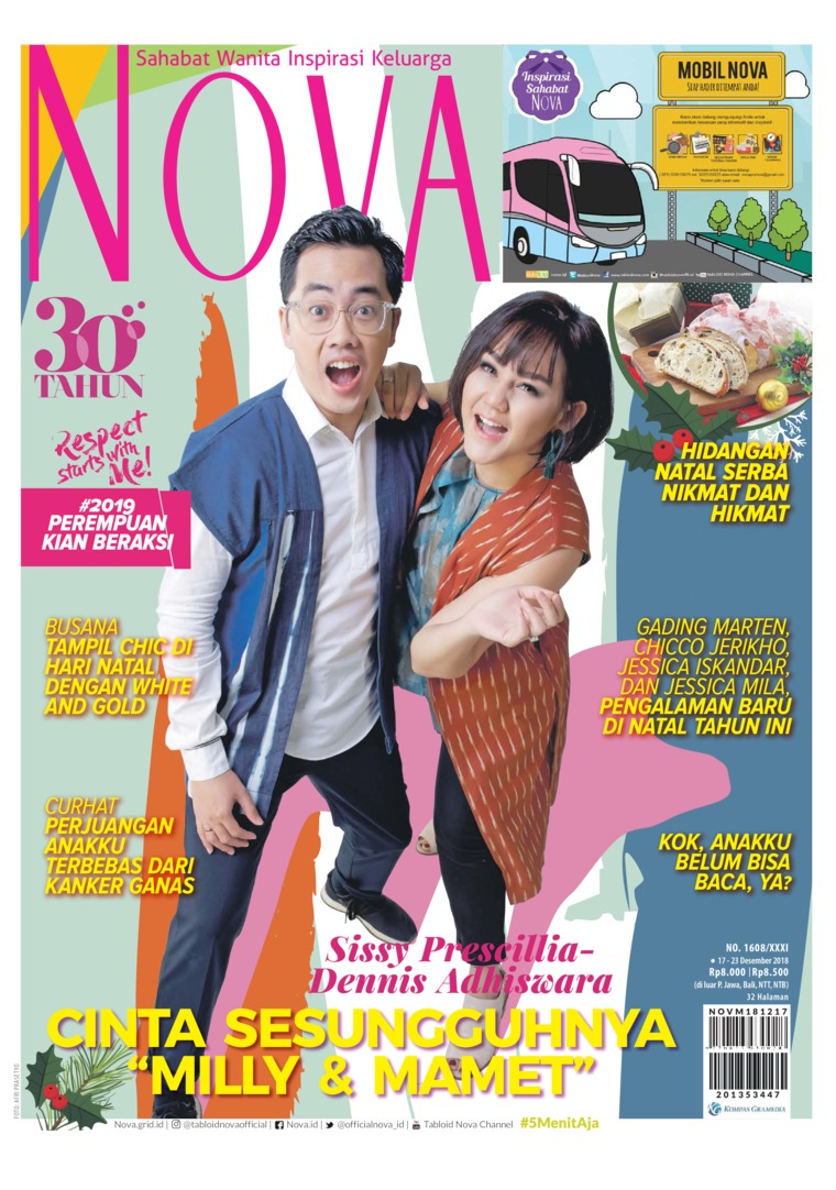 NOVA Digital Magazine ED 1608 December 2018