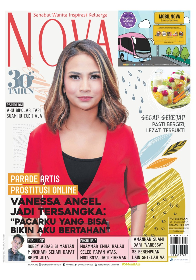 NOVA Digital Magazine ED 1613 January 2019