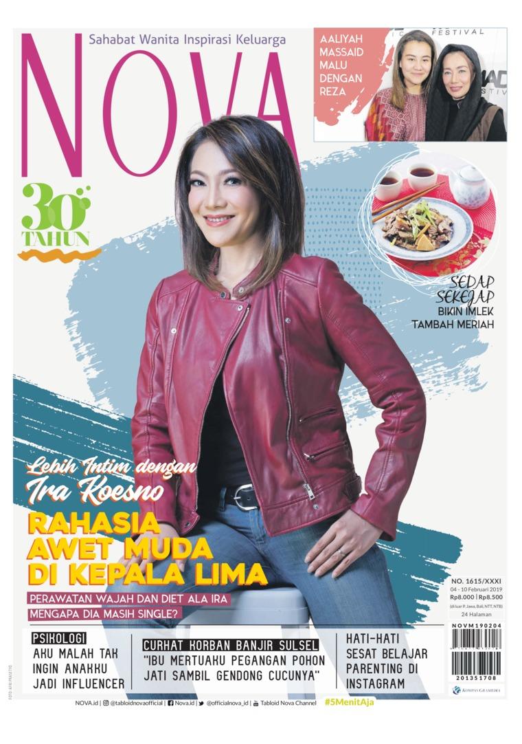 Majalah Digital NOVA ED 1615 Februari 2019