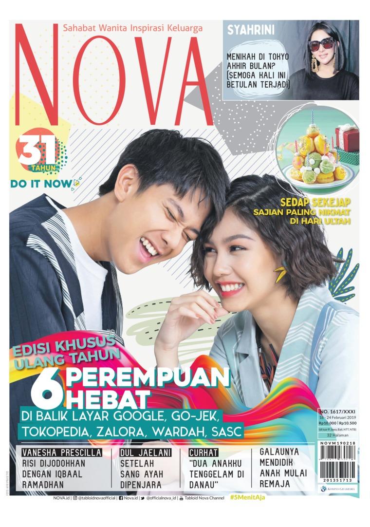 Majalah Digital NOVA ED 1617 Februari 2019