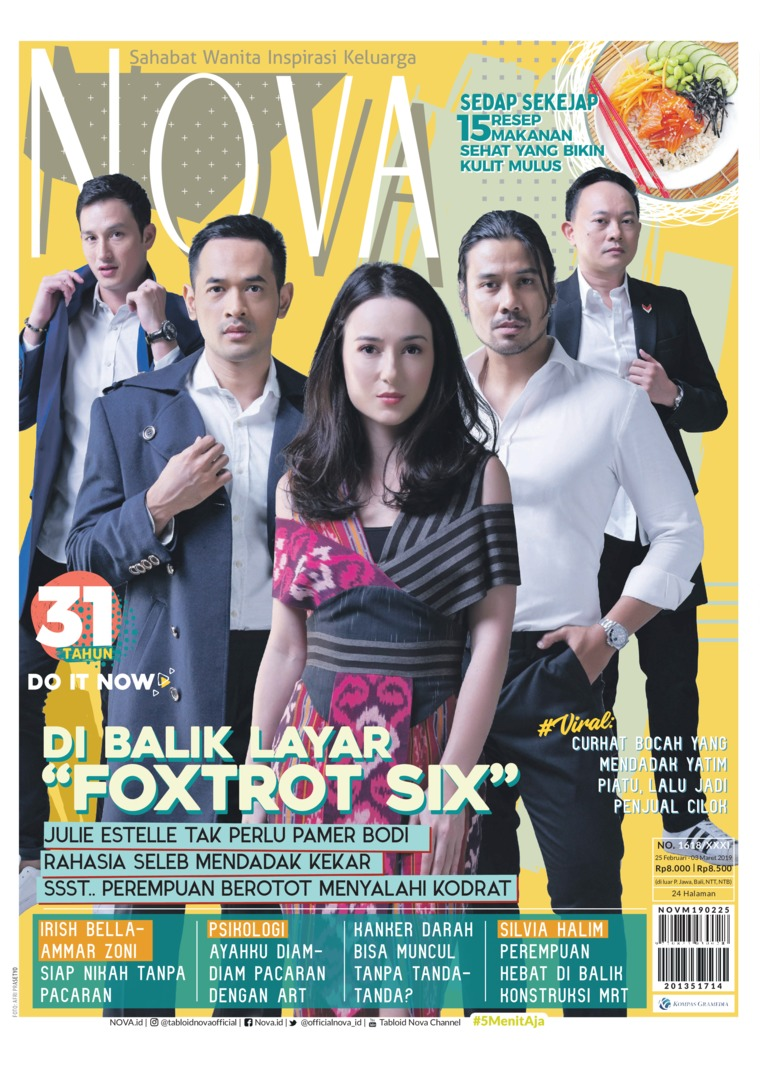 NOVA Digital Magazine ED 1618 February 2019