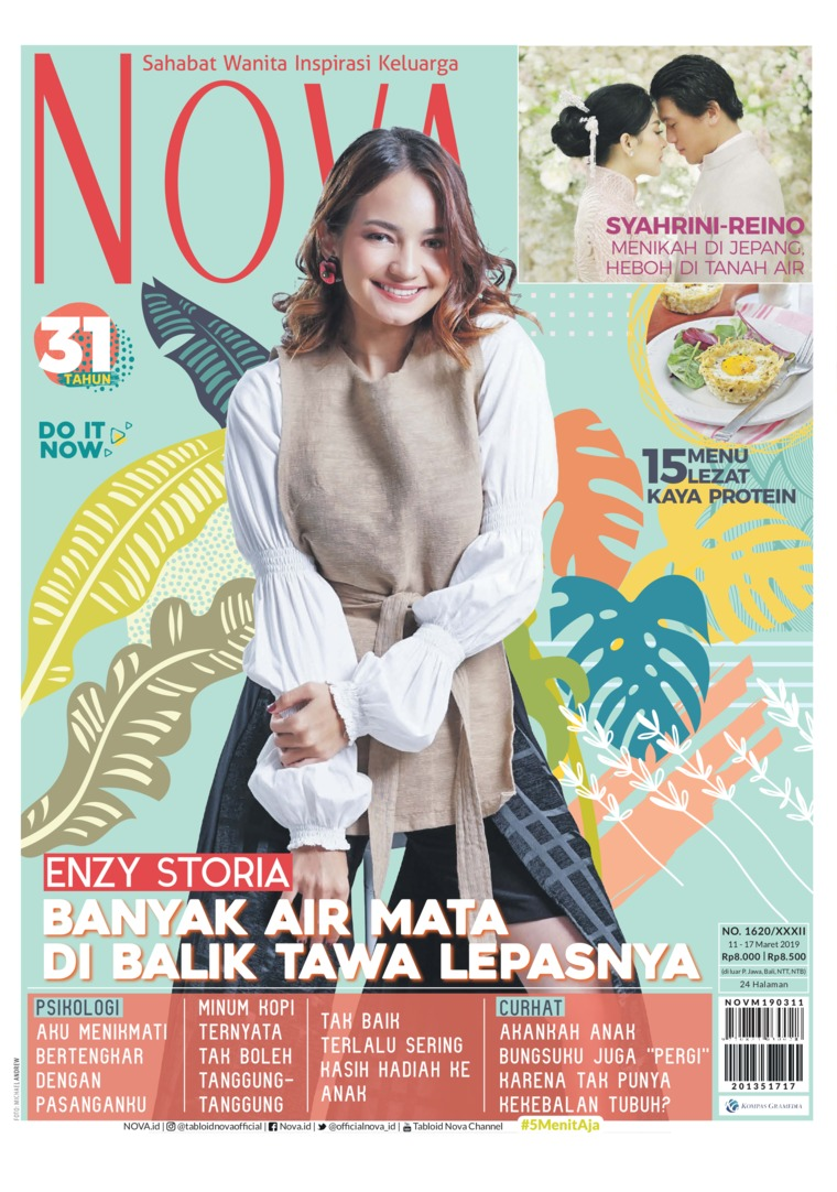 Majalah Digital NOVA ED 1620 Maret 2019