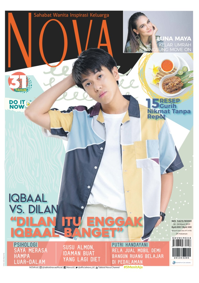 NOVA Digital Magazine ED 1621 March 2019