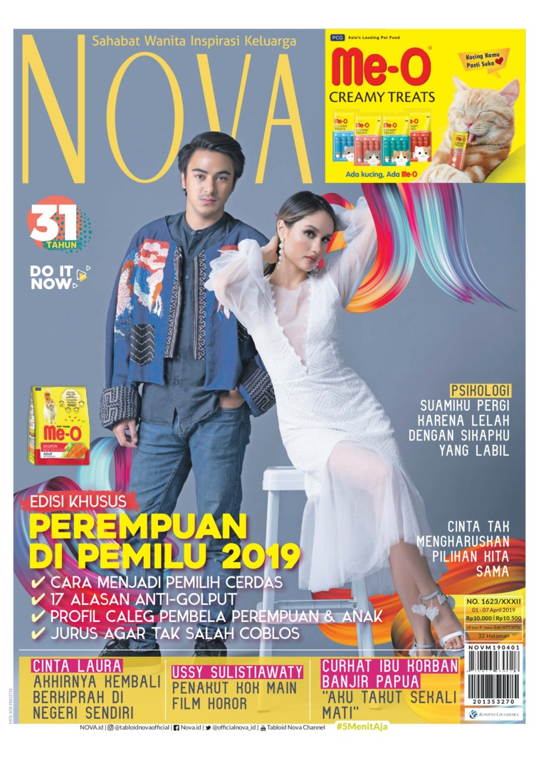 NOVA Digital Magazine ED 1623 March 2019