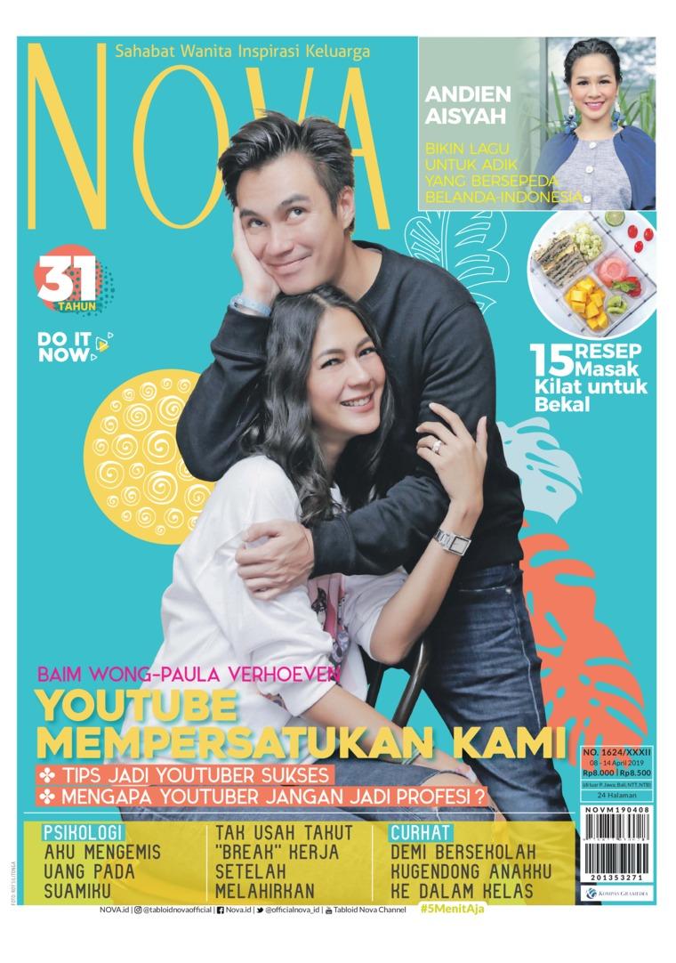 NOVA Digital Magazine ED 1624 April 2019