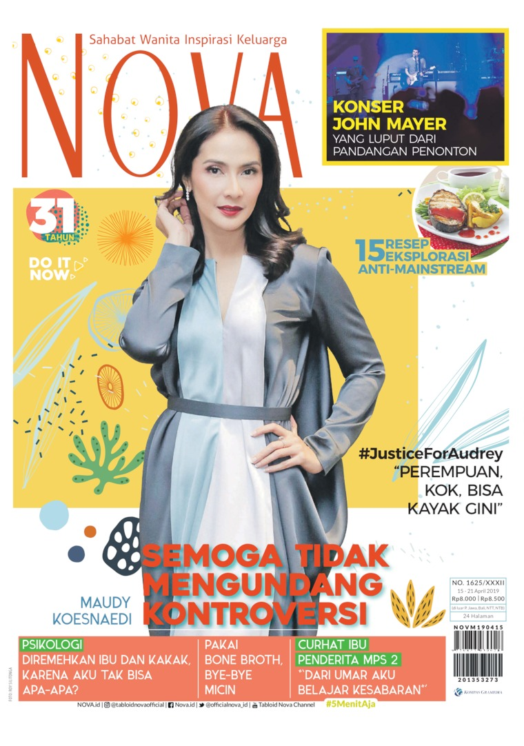 NOVA Digital Magazine ED 1625 April 2019