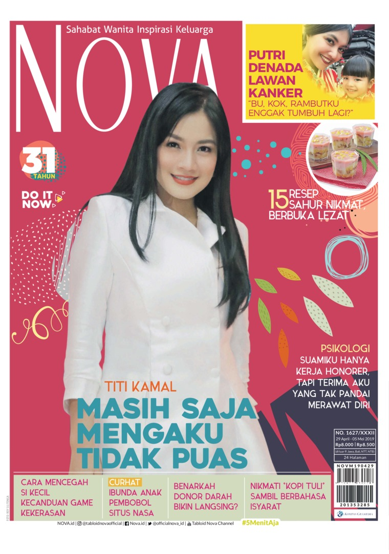 NOVA Digital Magazine ED 1627 April 2019