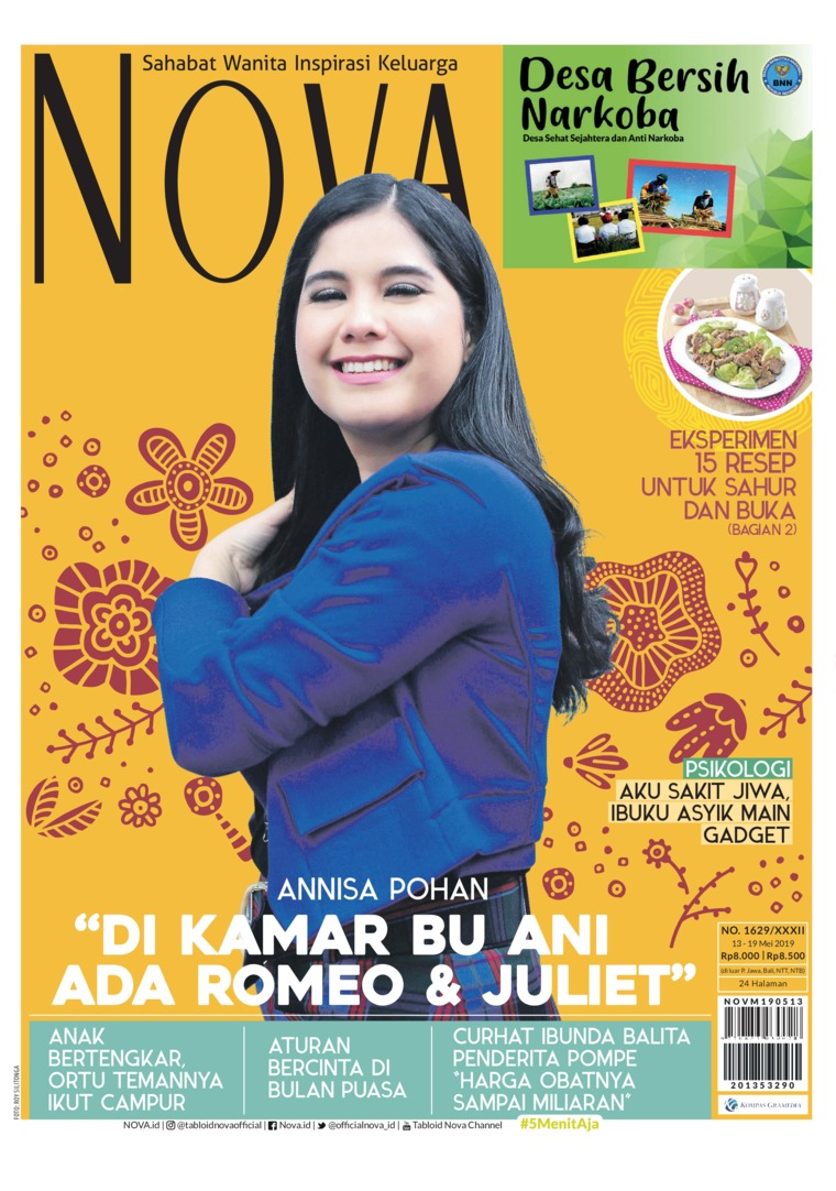 NOVA Digital Magazine ED 1629 May 2019