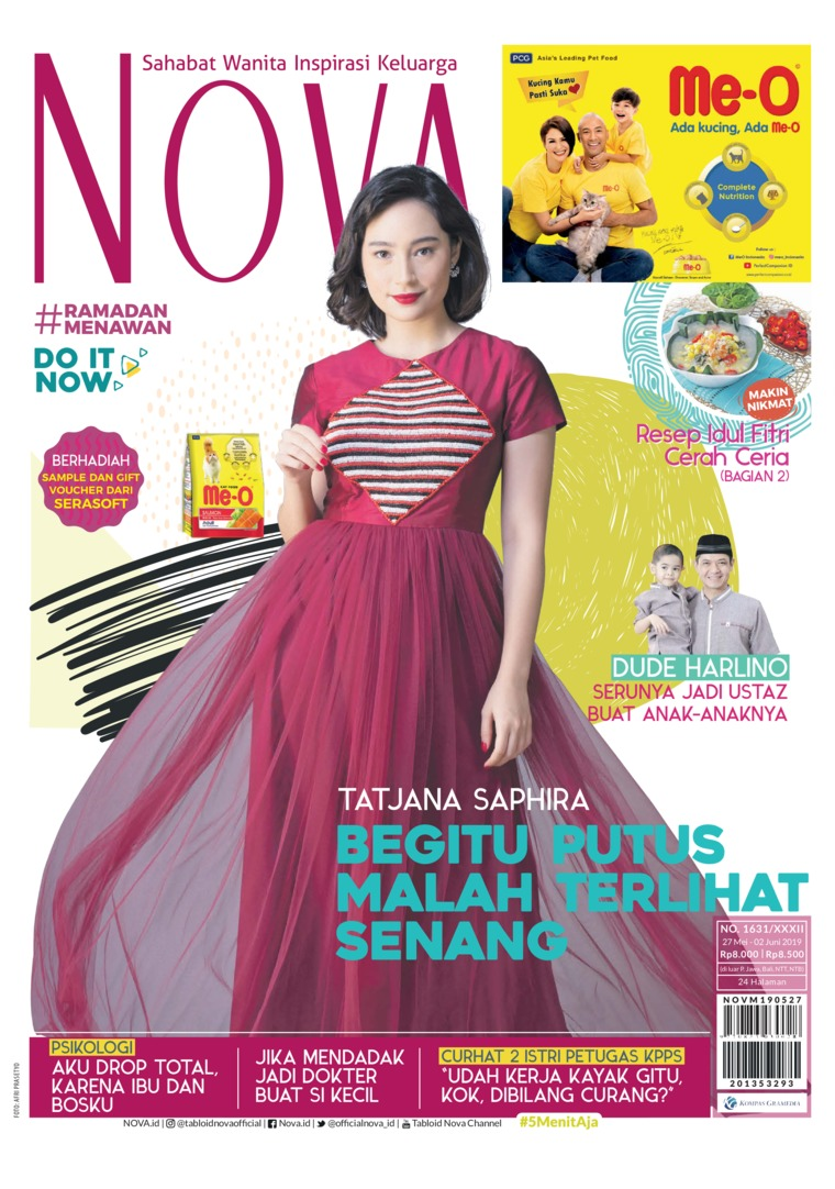NOVA Digital Magazine ED 1631 May 2019
