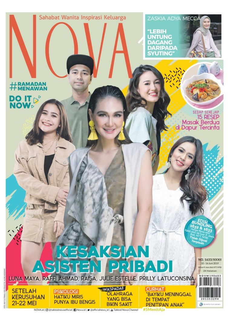 NOVA Digital Magazine ED 1633 June 2019