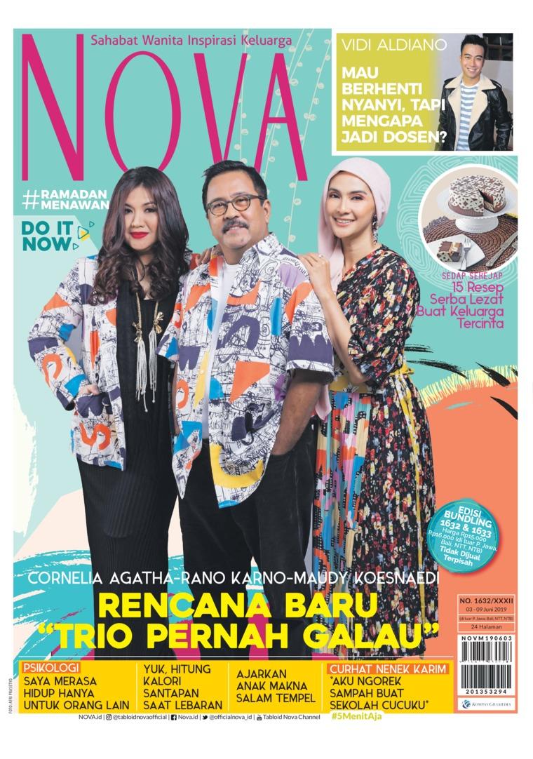 NOVA Digital Magazine ED 1632 June 2019