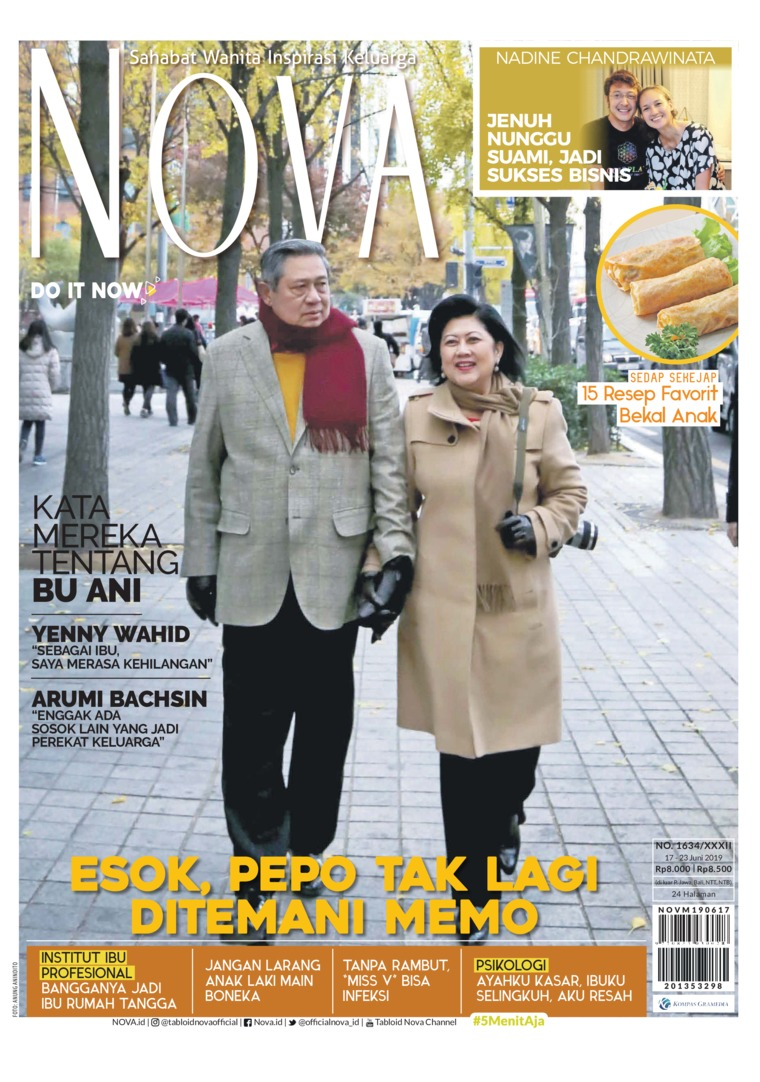 NOVA Digital Magazine ED 1634 June 2019