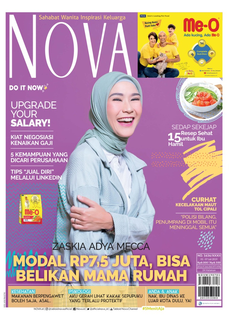 NOVA Digital Magazine ED 1636 July 2019