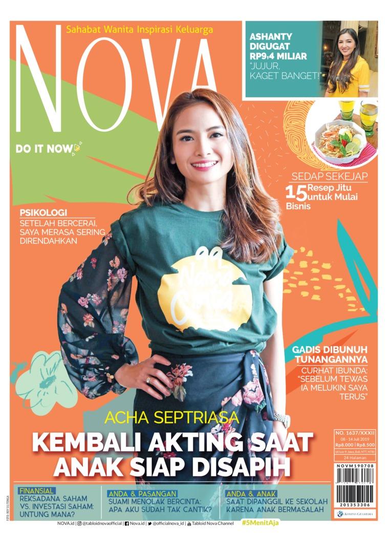 Majalah Digital NOVA ED 1637 Juli 2019