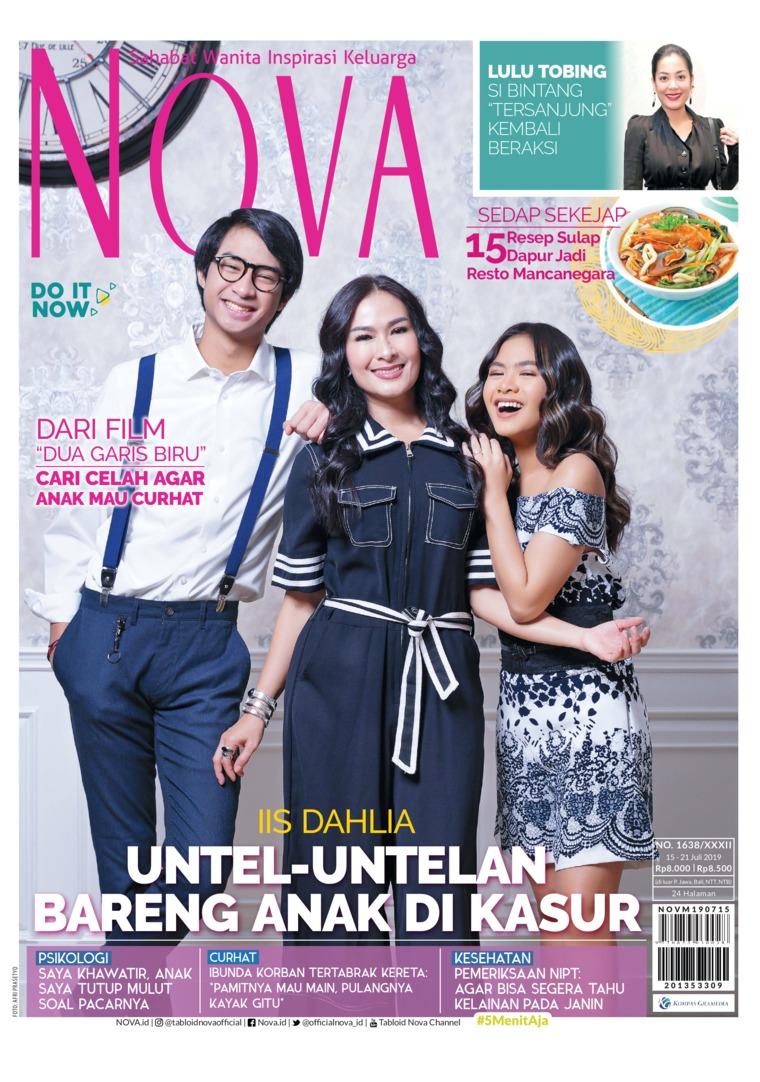 Majalah Digital NOVA ED 1638 Juli 2019