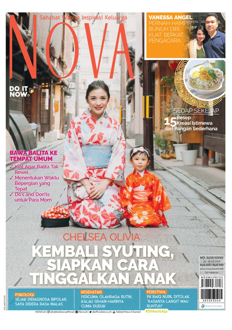 Majalah Digital NOVA ED 1639 Juli 2019