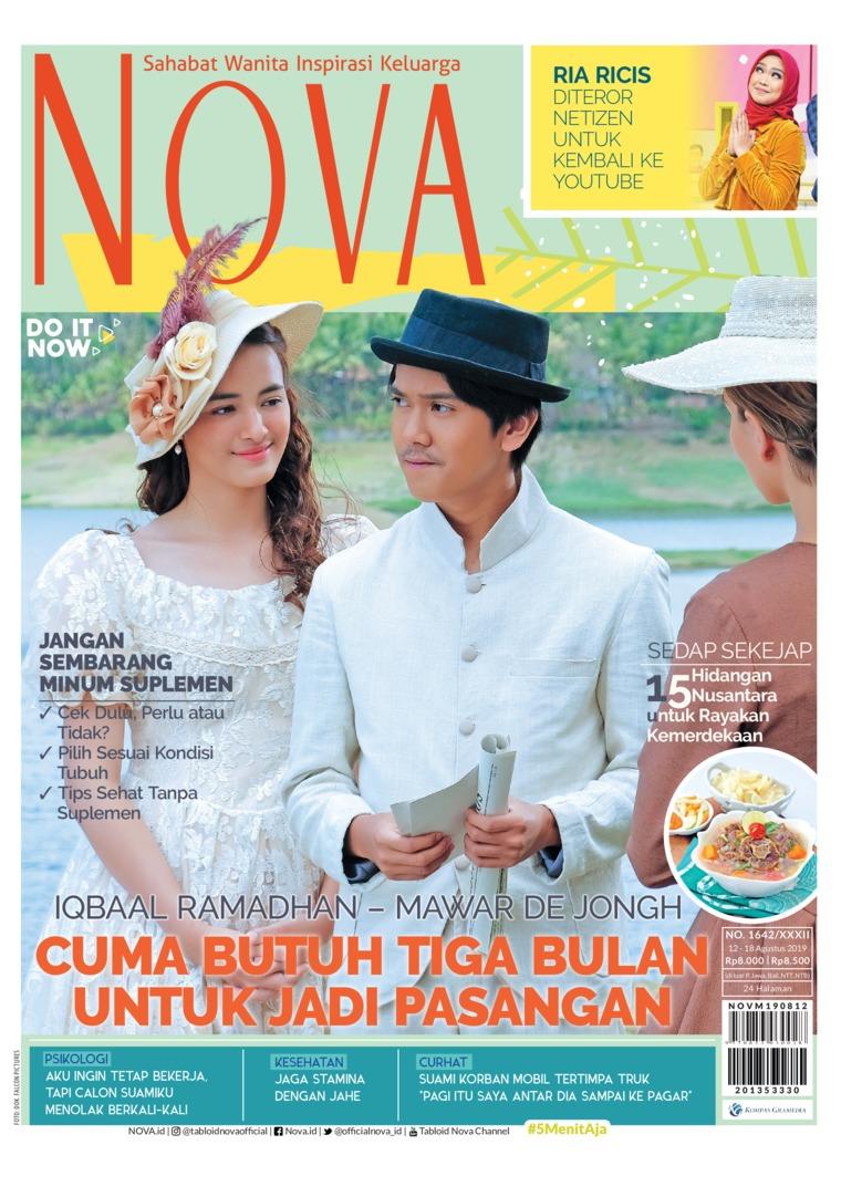 NOVA Digital Magazine ED 1642 August 2019