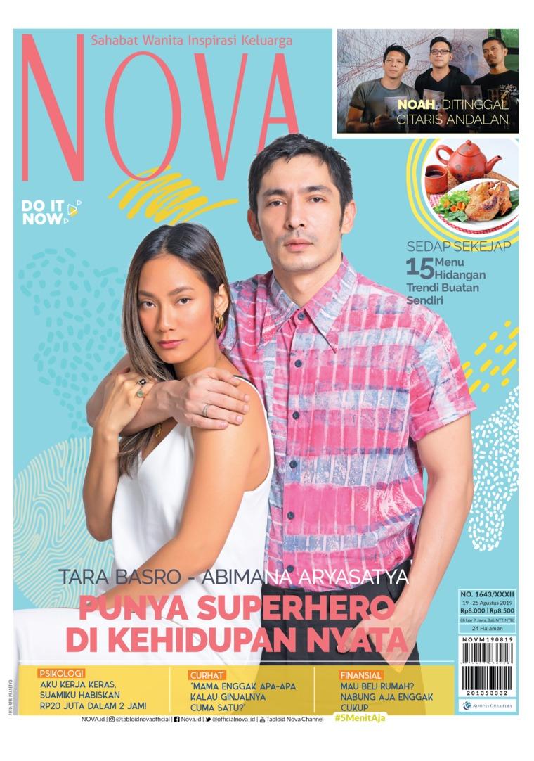 Majalah Digital NOVA ED 1643 Agustus 2019