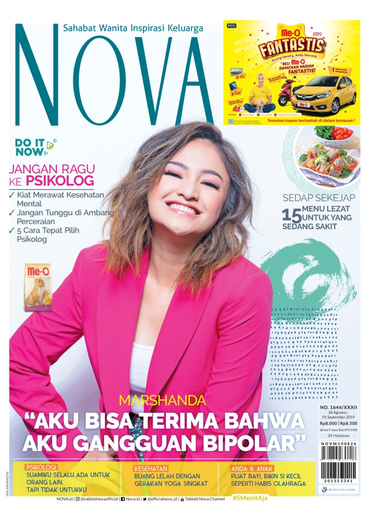 NOVA Digital Magazine ED 1644 August 2019