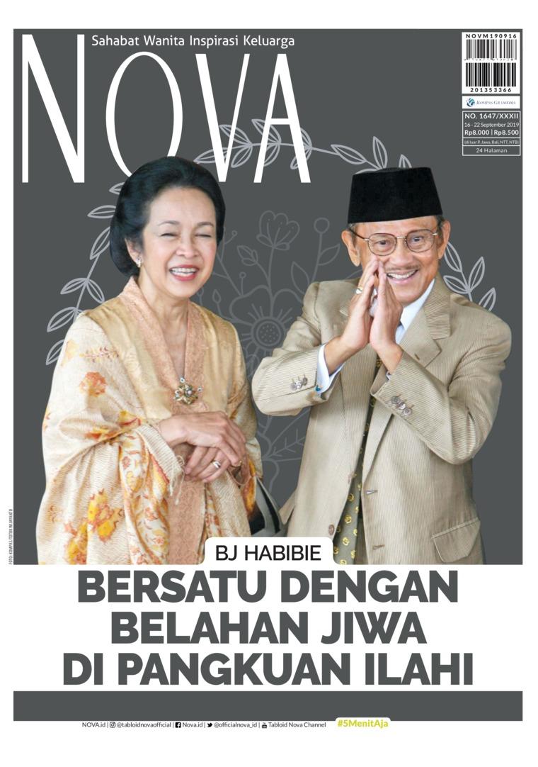 Majalah Digital NOVA ED 1647 September 2019