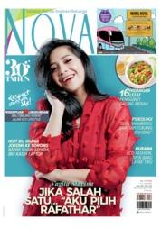 Cover Majalah NOVA