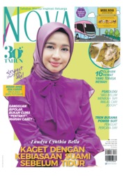 Cover Majalah NOVA ED 1575 April 2018