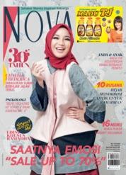 NOVA Magazine Cover ED 1576 May 2018