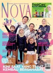 NOVA Magazine Cover ED 1579 May 2018