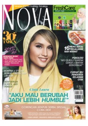 NOVA Magazine Cover ED 1581 June 2018