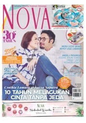 NOVA Magazine Cover ED 1582 June 2018