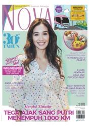 Cover Majalah NOVA ED 1584 Juli 2018