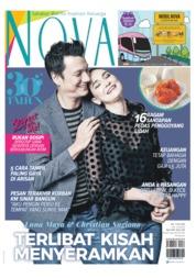 NOVA Magazine Cover