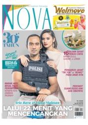 Cover Majalah NOVA ED 1586 Juli 2018
