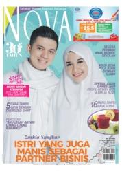 NOVA Magazine Cover ED 1592 August 2018